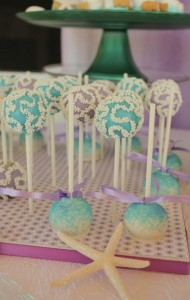 Whimsical Mermaid Birthday Party via Kara's Party Ideas | KarasPartyIdeas.com #mermaid #birthday #party #ideas #cake #supplies (9)