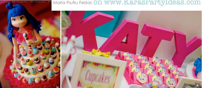 KATY PERRY Candy Land Sweet Shoppe Themed Birthday Party Via Karas Ideas