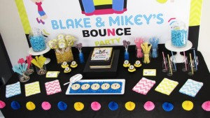 Bounce Party via Kara's Party Ideas | KarasPartyIdeas.com #trampoline #bounce #jump #party #ideas (8)