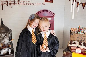 Harry Potter themed birthday party idea via Kara's Party Ideas | KarasPartyIdeas.com #harry #potter #decorations #printables #invitation #party #supplies #idea #cake #cupcakes #activities (26)