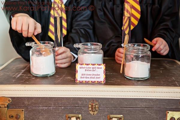 Kara's Party Ideas Harry Potter Party Planning Ideas Cake ...