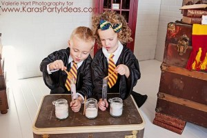 Harry Potter themed birthday party idea via Kara's Party Ideas | KarasPartyIdeas.com #harry #potter #decorations #printables #invitation #party #supplies #idea #cake #cupcakes #activities (19)