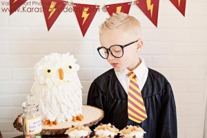 Harry Potter themed birthday party idea via Kara's Party Ideas | KarasPartyIdeas.com #harry #potter #decorations #printables #invitation #party #supplies #idea #cake #cupcakes #activities (8)