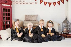 Harry Potter themed birthday party idea via Kara's Party Ideas | KarasPartyIdeas.com #harry #potter #decorations #printables #invitation #party #supplies #idea #cake #cupcakes #activities (5)