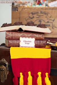 Harry Potter themed birthday party idea via Kara's Party Ideas | KarasPartyIdeas.com #harry #potter #decorations #printables #invitation #party #supplies #idea #cake #cupcakes #activities (86)