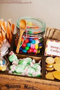 Harry Potter themed birthday party idea via Kara's Party Ideas   KarasPartyIdeas.com #harry #potter #decorations #printables #invitation #party #supplies #idea #cake #cupcakes #activities (71)