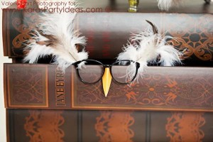 Harry Potter themed birthday party idea via Kara's Party Ideas | KarasPartyIdeas.com #harry #potter #decorations #printables #invitation #party #supplies #idea #cake #cupcakes #activities (62)