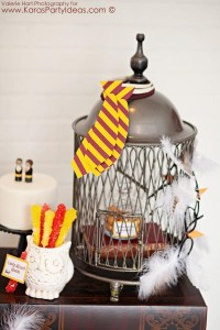 Harry Potter themed birthday party idea via Kara's Party Ideas | KarasPartyIdeas.com #harry #potter #decorations #printables #invitation #party #supplies #idea #cake #cupcakes #activities (61)