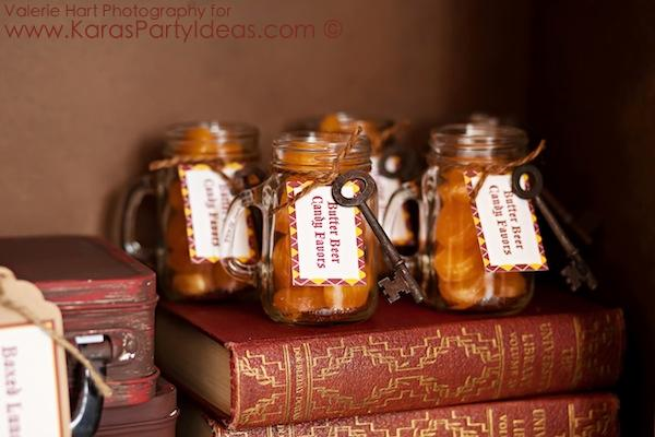Harry Potter themed birthday party idea via Kara's Party Ideas | KarasPartyIdeas.com #harry #potter #decorations #printables #invitation #party #supplies #idea #cake #cupcakes #activities (47)