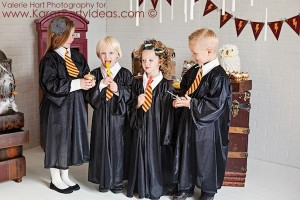 Harry Potter themed birthday party idea via Kara's Party Ideas | KarasPartyIdeas.com #harry #potter #decorations #printables #invitation #party #supplies #idea #cake #cupcakes #activities (37)
