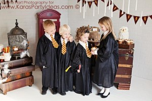 Harry Potter themed birthday party idea via Kara's Party Ideas | KarasPartyIdeas.com #harry #potter #decorations #printables #invitation #party #supplies #idea #cake #cupcakes #activities (35)