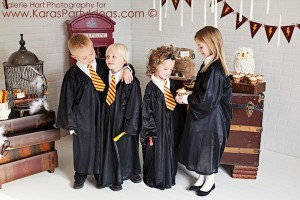Harry Potter themed birthday party idea via Kara's Party Ideas | KarasPartyIdeas.com #harry #potter #decorations #printables #invitation #party #supplies #idea #cake #cupcakes #activities (34)