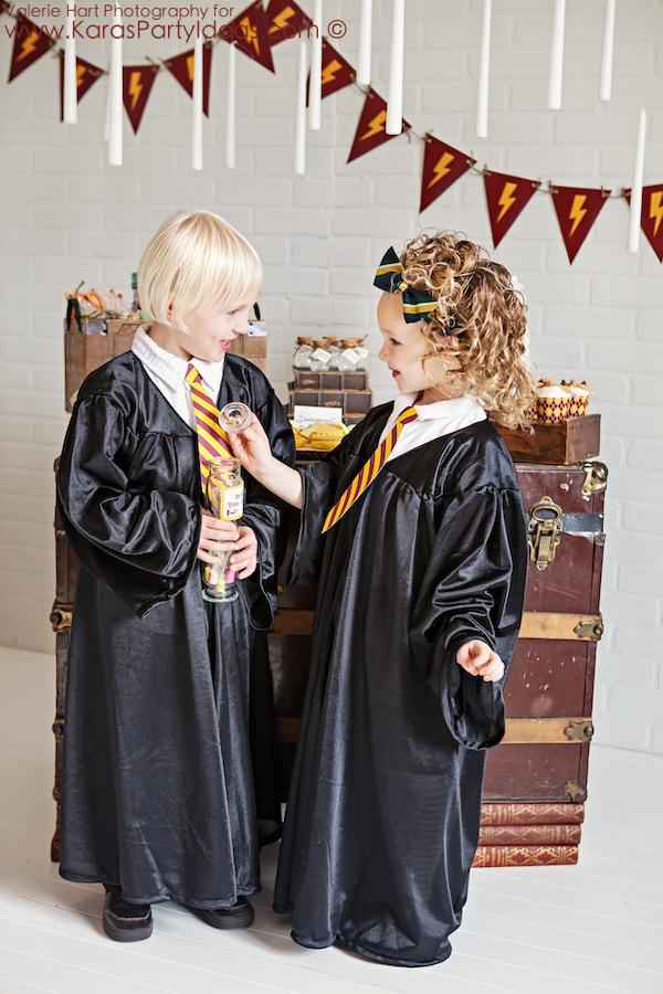 Harry Potter themed birthday party idea via Kara's Party Ideas | KarasPartyIdeas.com #harry #potter #decorations #printables #invitation #party #supplies #idea #cake #cupcakes #activities (33)