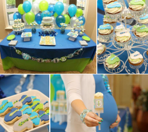 Little Gentelman #Baby #Shower via Kara's #Party #Ideas KarasPartyIdeas.com #man #mustache #tie (1)