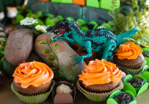 Kara S Party Ideas Jurassic Park Dinosaur Boy Birthday