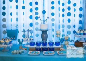 Under the Sea tween themed birthday party via Kara's Party Ideas | KarasPartyIdeas.com (9)