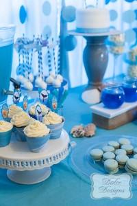 Under the Sea tween themed birthday party via Kara's Party Ideas | KarasPartyIdeas.com (7)