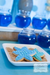 Under the Sea tween themed birthday party via Kara's Party Ideas | KarasPartyIdeas.com (5)