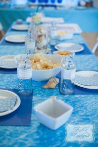 Under the Sea tween themed birthday party via Kara's Party Ideas | KarasPartyIdeas.com (15)