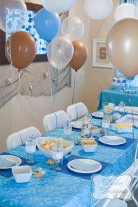 Under the Sea tween themed birthday party via Kara's Party Ideas | KarasPartyIdeas.com (14)
