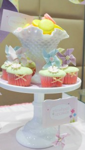 Pinwheel themed birthday party with tons of ideas! Via Kara's Party Ideas KarasPartyIdeas.com #pinwheel #party #girl #birthday #cookies #cake #cupcake #idea #supplies-21