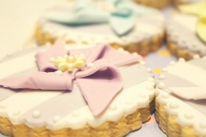 Pinwheel themed birthday party with tons of ideas! Via Kara's Party Ideas KarasPartyIdeas.com #pinwheel #party #girl #birthday #cookies #cake #cupcake #idea #supplies-5