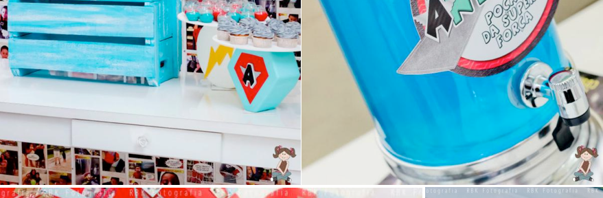 Superhero birthday party via Kara's Party Ideas | KarasPartyIdeas.com #super #hero (1)