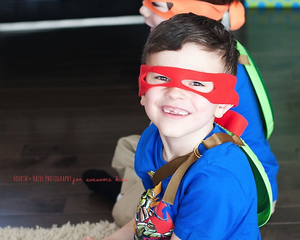 Teenage Mutant Ninja Turtle themed birthday party planning ideas via Kara's Party Ideas | KarasPartyIdeas.com #teenage #ninja #turtle #party #ideas #supplies #decorations #idea (8)