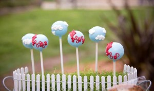 Vintage Barnyard + Kite Party via Kara's Party Ideas | KarasPartyIdeas.com #barnyard #kite #birthday #party (10)