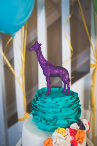 Mod Safari Wild Animal themed birthday party for a girl via Kara's Party Ideas | KarasPartyIdeas.com #modern #animal #wild #safari #jungle #mod #birthday #party #girl #ideas #cake #supplies #decoration #idea (28)