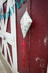 Vintage Barnyard + Kite Party via Kara's Party Ideas | KarasPartyIdeas.com #barnyard #kite #birthday #party (23)