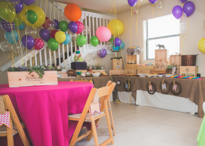 Mod Safari Wild Animal themed birthday party for a girl via Kara's Party Ideas | KarasPartyIdeas.com #modern #animal #wild #safari #jungle #mod #birthday #party #girl #ideas #cake #supplies #decoration #idea (23)