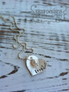 GIVEAWAY $100 in Custom Jewelry by Shay Designs on Kara's Party Ideas | KarasPartyIdesa.com #jewelry #stamped #giveaway (12)