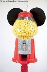 Mickey Mouse Birthday Party via Kara's Party Ideas   KarasPartyIdeas.com #mickey #mouse #cake #favor #decorations #supplies #birthday #party #ideas (17)