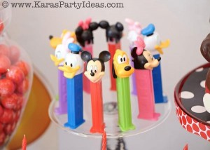 Mickey Mouse Birthday Party via Kara's Party Ideas | KarasPartyIdeas.com #mickey #mouse #cake #favor #decorations #supplies #birthday #party #ideas (14)