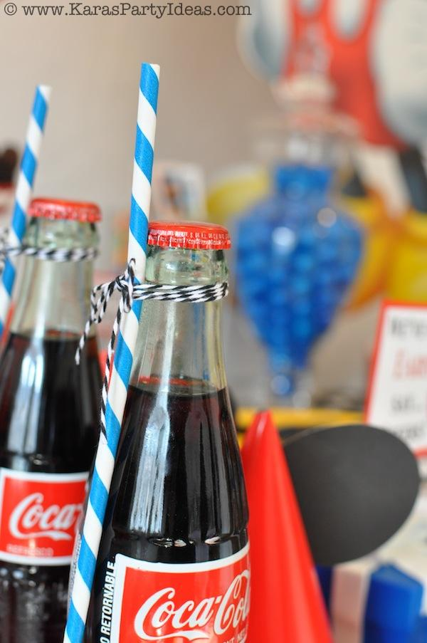 Mickey Mouse Birthday Party via Kara's Party Ideas | KarasPartyIdeas.com #mickey #mouse #cake #favor #decorations #supplies #birthday #party #ideas (7)