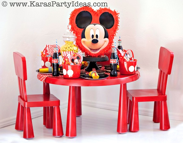 Brilliant Mickey Mouse Party Decor Ideas 600 x 470 · 92 kB · jpeg