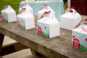 Vintage Barnyard + Kite Party via Kara's Party Ideas | KarasPartyIdeas.com #barnyard #kite #birthday #party (6)