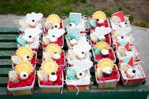 Vintage Barnyard + Kite Party via Kara's Party Ideas | KarasPartyIdeas.com #barnyard #kite #birthday #party (3)