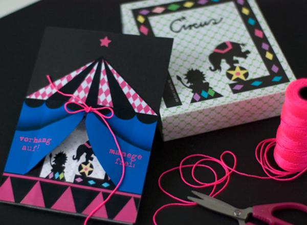Circus + Magic Birthday Party via Kara's Party Ideas | KarasPartyIdeas.com #girl #circus #magic #magician #party #ideas #decorations #supplies (21)