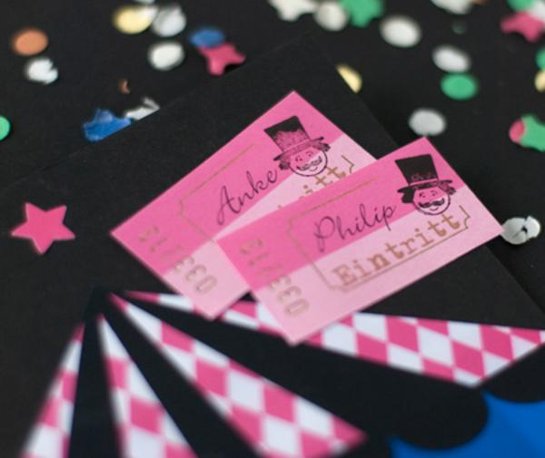 Circus + Magic Birthday Party via Kara's Party Ideas | KarasPartyIdeas.com #girl #circus #magic #magician #party #ideas #decorations #supplies (19)