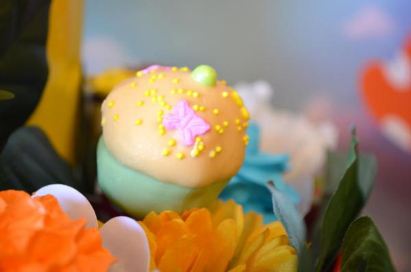Cupcake in Bloom Spring Dessert Party via Kara's Party Ideas | KarasPartyIdeas.com #cupcake #bloom #spring #dessert #table #party #ideas (31)