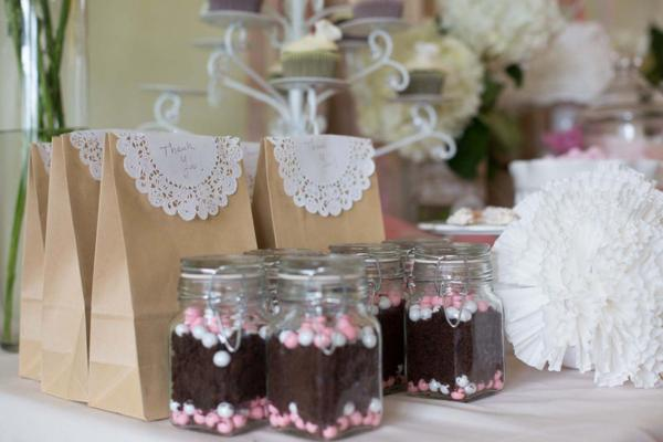 Shabby Chic Party via Kara's Party Ideas | KarasPartyIdeas.com #shabby #chic #girl #party #wedding #ideas (77)