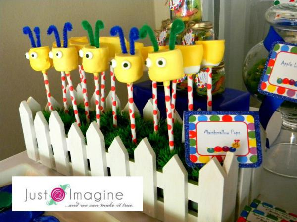 Caterpillar Party via Kara's Party Ideas | KarasPartyIdeas.com #very #hungry #caterpillar #baby #einstein #party #ideas (28)