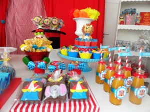 Circus Birthday Party via Kara's Party Ideas | KarasPartyIdeas.com #circus #carnival #birthday #party #ideas (13)