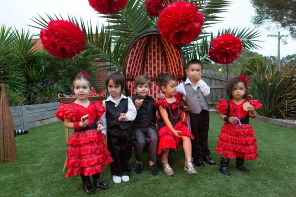 Flamenco Dancer Themed Party via Kara's Party Ideas | KarasPartyIdeas.com #flamenco #dance #rose #red #party #ideas (61)