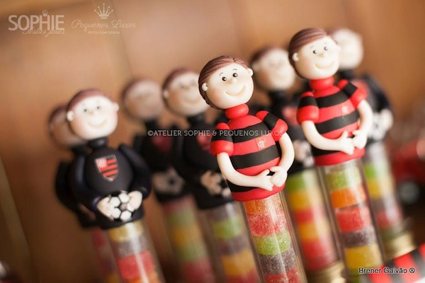 Soccer themed birthday party via Kara's Party Ideas | KarasPartyIdeas.com #soccer #themed #birthday #party #supplies #decor #cake #idea #cupcakes #favors (29)