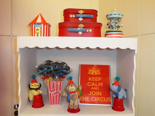 Circus Birthday Party via Kara's Party Ideas | KarasPartyIdeas.com #circus #carnival #birthday #party #ideas (10)