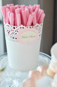 Pretty Pink Vintage Wedding via Kara's Party Ideas | KarasPartyIdeas.com #pretty #vintage #pink #wedding #party #reception #ideas (35)