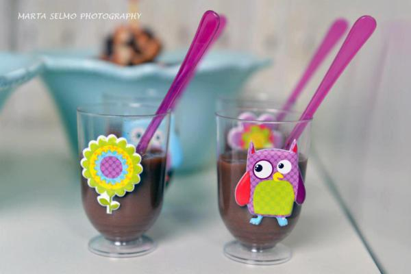 Mama Owl Mother's Day Party via Kara's Party Ideas | KarasPartyIdeas.com #mother's #day #owl #party #baby #shower #ideas (39)